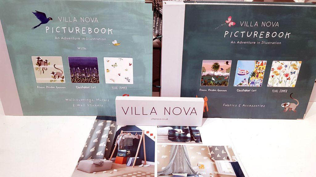 2019 Villa Nova Picturebook